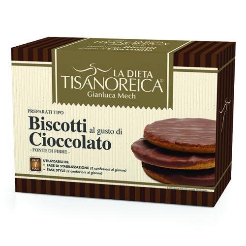 Biscotti al Gusto di Cioccolato