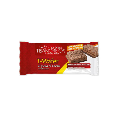 Snack T Wafer Cacao